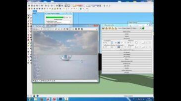 Sketchup Vray Karışık Video Eğitim Serisi