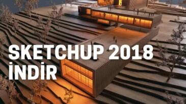 Sketchup 2018 indir