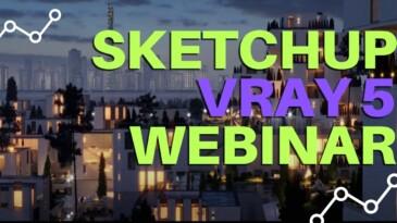 Sketchup Vray Videoları